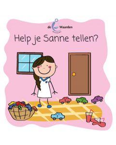 Help je Sanne tellen?